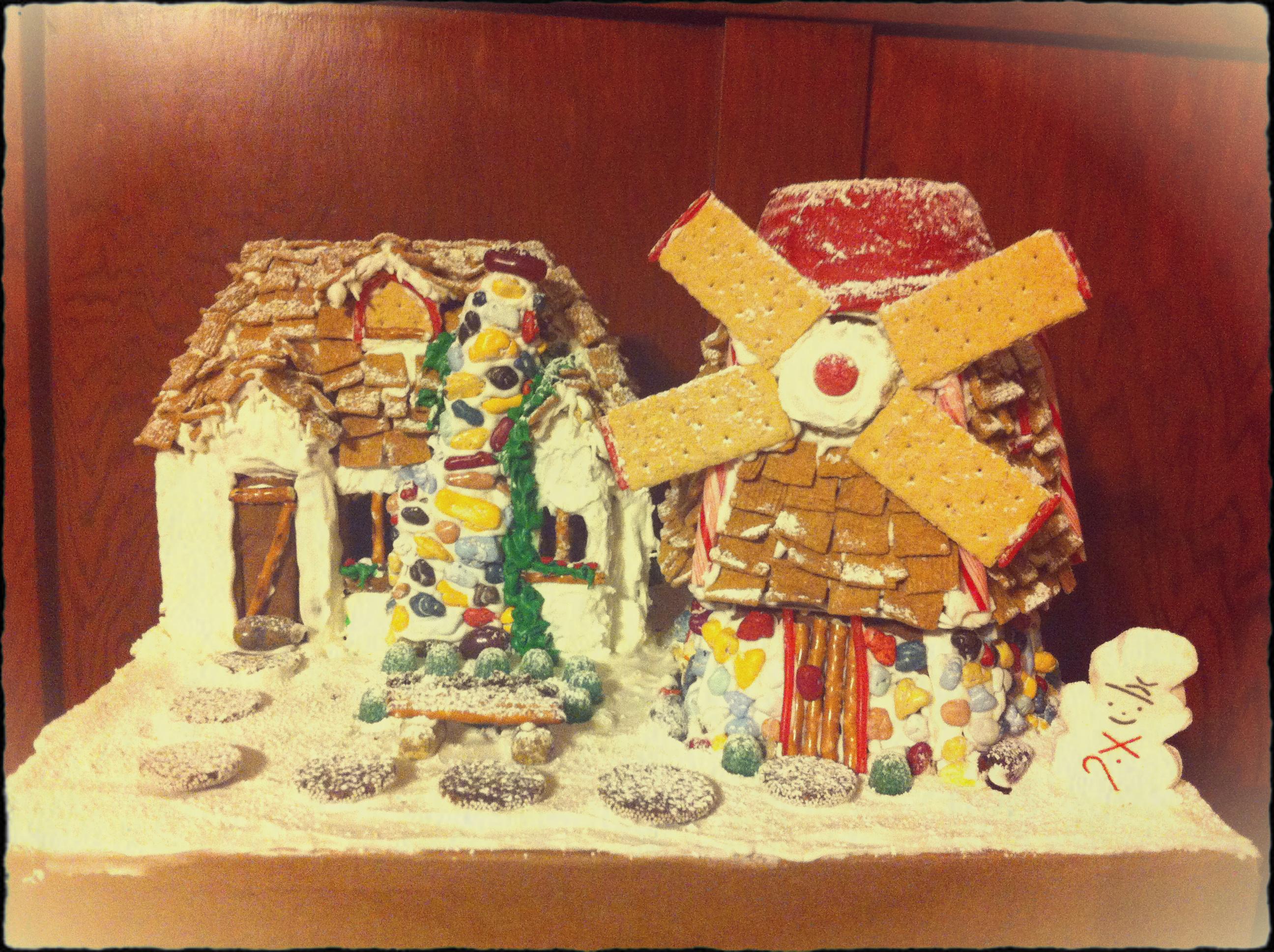 Gingerbread 7.0 2013